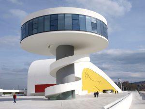Centro Niemeyer en Asturias