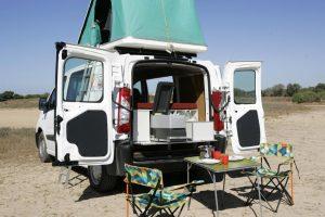 lugares para viajar en camper