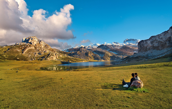 Picos de Europa by van: one of the bests destinations to enjoy by camper