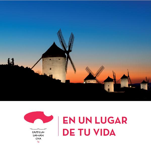 Guía descargable de Castilla-La Mancha